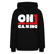Hoodies ~ Women's Hooded Sweatshirt ~ ON1 Gaming Hoodie (Women)