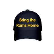 Caps ~ Baseball Cap ~ Bring the Rams Home Baseball Cap