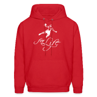 Men's Hooded Sweatshirt with design