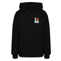 Women's Hooded Sweatshirt with design