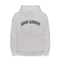 Kids' Hooded Sweatshirt with design