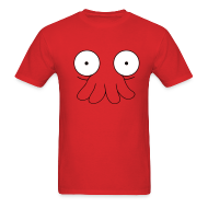T-Shirts ~ Men's Standard Weight T-Shirt ~ Mens Zoidberg
