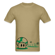 T-Shirts ~ Men's Standard Weight T-Shirt ~ Super Mario Shrooms