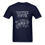 T-Shirts ~ Men's Standard Weight T-Shirt ~ Tater Bots for Men