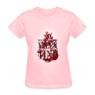 Women's T-Shirts ~ Women's Standard Weight T-Shirt ~ Be my valentine