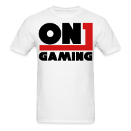 T-Shirts ~ Men's Standard Weight T-Shirt ~ ON1 Gaming Basic T (Male)