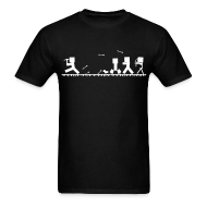 T-Shirts ~ Men's Standard Weight T-Shirt ~ Minecraft Run