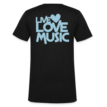 live love music T-Shirts