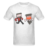 T-Shirts ~ Men's Standard Weight T-Shirt ~ Mens Tee: Hey Yogscast