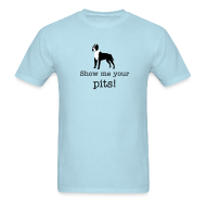 T-Shirts ~ Men's T-Shirt ~ Show me your pits!