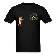 T-Shirts ~ Men's Standard Weight T-Shirt ~ Metroid Prime