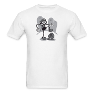 T-Shirts ~ Men's Standard Weight T-Shirt ~ Mario Micky Remix