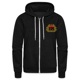 American Apparel Zipper : Special Edition FPS Zipped Hoodie ~ 1533
