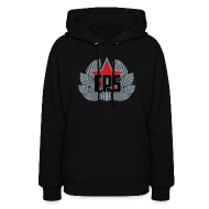 Hoodies ~ Women's Hooded Sweatshirt ~ Ladies Hoodie : Special Edition FPS