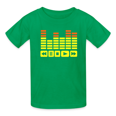 Equalizer Kids' Shirts