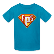 Kids' Shirts ~ Kids' T-Shirt ~ Youth Tee : FPS Super Hero