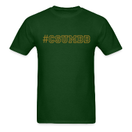 T-Shirts ~ Men's Standard Weight T-Shirt ~ CSU Mens BB - #csumbb - Men's