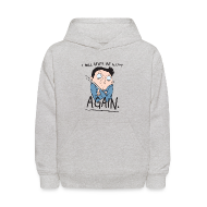 Sweatshirts ~ Kids' Hooded Sweatshirt ~ Article 9357903