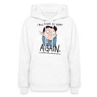 Hoodies ~ Women's Hooded Sweatshirt ~ Article 9357905