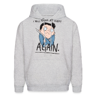 Hoodies ~ Men's Hooded Sweatshirt ~ Article 9357906