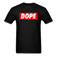 T-Shirts ~ Men's Standard Weight T-Shirt ~ DOPE