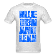 T-Shirts ~ Men's Standard Weight T-Shirt ~ Blue Dream & Lean