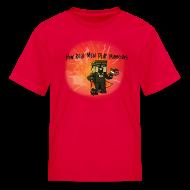 Kids' Shirts ~ Kids' T-Shirt ~ Kid's T-Shirt: How REAL Men Use TNT!