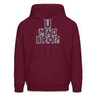 Hoodies ~ Men's Hooded Sweatshirt ~ Article 9459853