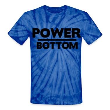 POWER BOTTOM T-Shirts