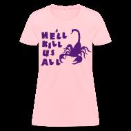 Women's T-Shirts ~ Women's T-Shirt ~ Scorpion