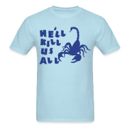 T-Shirts ~ Men's T-Shirt ~ Scorpion