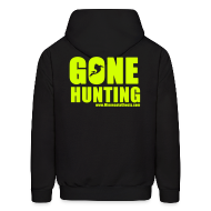 Hoodies ~ Men's Hooded Sweatshirt ~ Adult Neon Hoodie