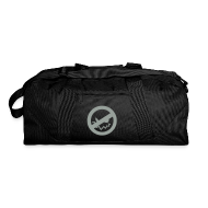 Bags & backpacks ~ Duffel Bag ~ No Bad Ghost Logo Duffel