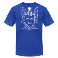T-Shirts ~ Men's T-Shirt by American Apparel ~ Champa Family Crest