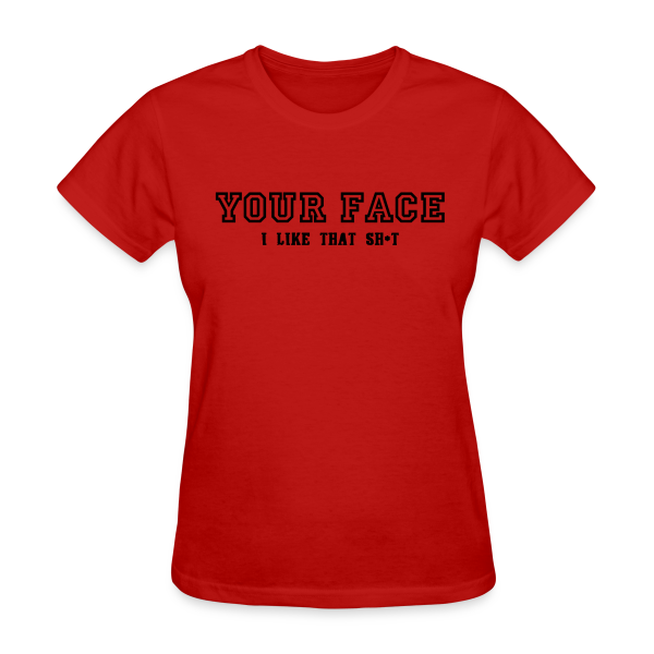 Your Face Women's