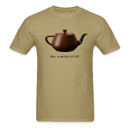 T-Shirts ~ Men's Standard Weight T-Shirt ~ Ceci n'est pas un pot