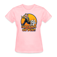 Women's T-Shirts ~ Women's Standard Weight T-Shirt ~ FLoB Cartoon by Sixelona Women's