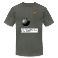 T-Shirts ~ Men's T-Shirt by American Apparel ~ A Wild Alderaan Appears