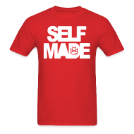 T-Shirts ~ Men's Standard Weight T-Shirt ~ SELF MADE
