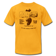 T-Shirts ~ Men's T-Shirt by American Apparel ~ Joe's (Seinfeld)