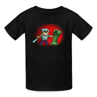 Kids' Shirts ~ Kids' T-Shirt ~ Creeper Kill
