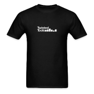 T-Shirts ~ Men's Standard Weight T-Shirt ~ Twisted Tools Simple