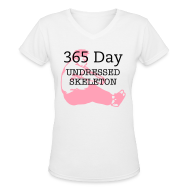 Women's T-Shirts ~ Women's V-Neck T-Shirt ~ Article 9779161