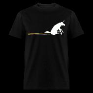 T-Shirts ~ Men's T-Shirt ~ Unicorn poo