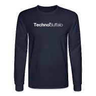 Long Sleeve Shirts ~ Men's Long Sleeve T-Shirt ~ TechnoBuffalo Long Sleeve Guys