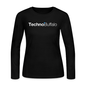 TechnoBuffalo Long Sleeve Gals (Black) ~ 621