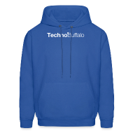 Hoodies ~ Men's Hooded Sweatshirt ~ TechnoBuffalo Hoodie