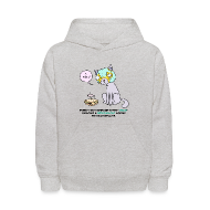 Sweatshirts ~ Kids' Hooded Sweatshirt ~ Article 9865022