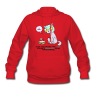 Hoodies ~ Women's Hooded Sweatshirt ~ Article 9865025