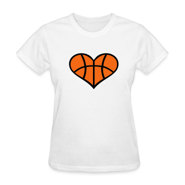 Basketball Women's T-Shirts